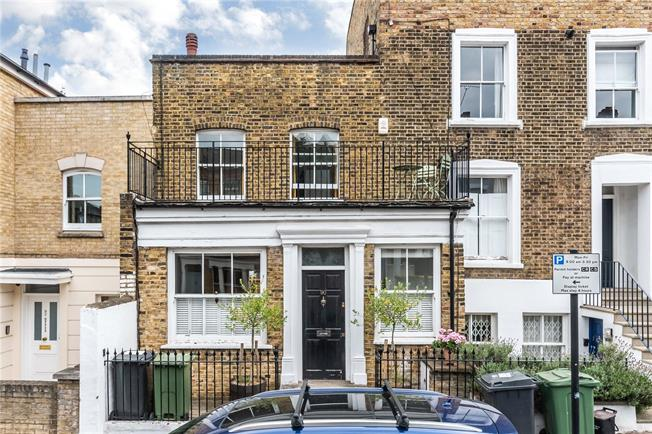 Offers in excess of £1,000,000, 2 Bedroom Terraced House For Sale in London, SW4
