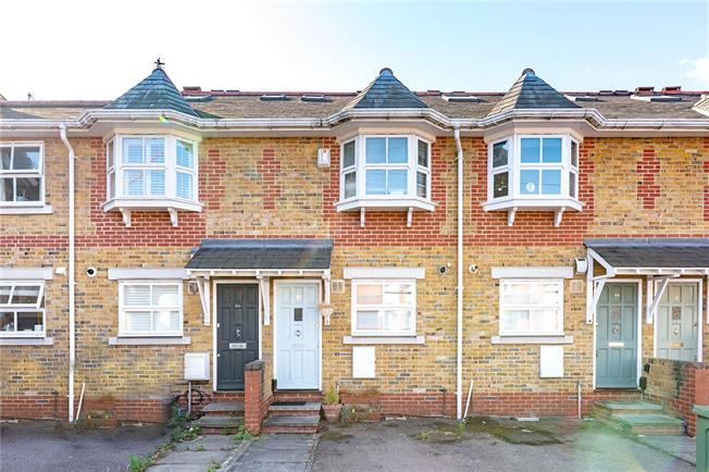 Asking Price £899,999, 3 Bedroom Terraced House For Sale in London, SW4