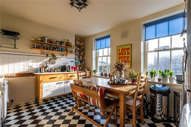 Asking Price £795,000, 2 Bedroom Flat For Sale in London, SW4
