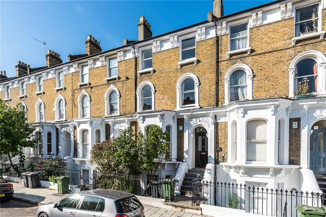 Guide Price £2,750,000, 6 Bedroom Terraced House For Sale in London, SW4