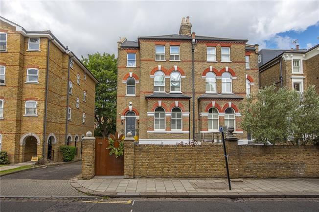 Guide Price £3,500,000, 6 Bedroom Semi Detached House For Sale in London, SW4