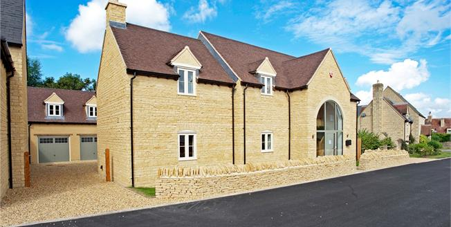 Guide Price £895,000, 4 Bedroom Detached House For Sale in Shipston-on-Stour, Warwic, CV36