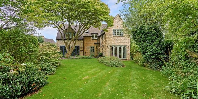 Guide Price £665,000, 4 Bedroom Detached House For Sale in Long Compton, CV36