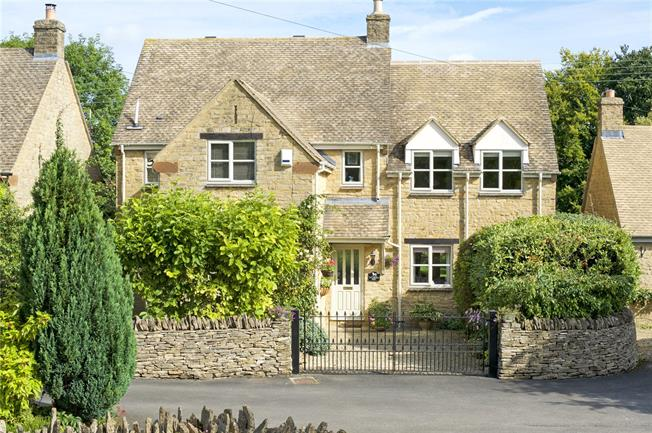 Guide Price £695,000, 4 Bedroom Detached House For Sale in Shipston-on-Stour, Warwic, CV36