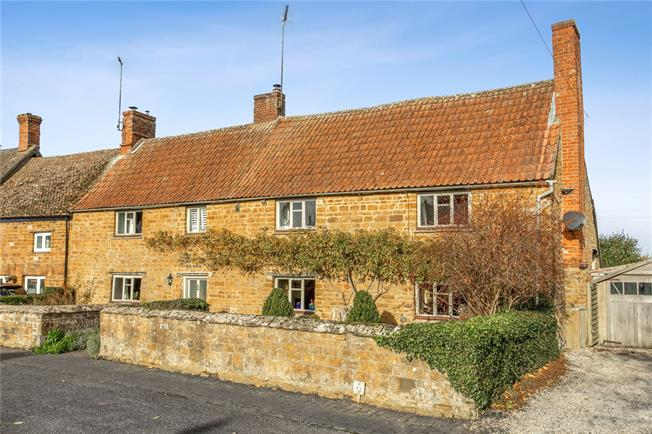 Guide Price £695,000, 4 Bedroom Semi Detached House For Sale in Barford St. Michael, OX15