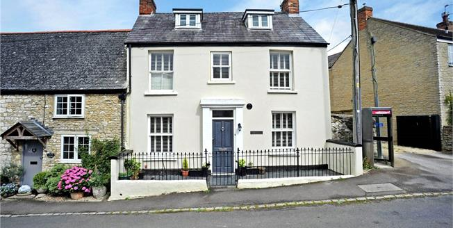 Offers in excess of £500,000, 3 Bedroom Semi Detached House For Sale in Hethe, OX27