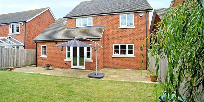Guide Price £465,000, 4 Bedroom Detached House For Sale in Finmere, MK18