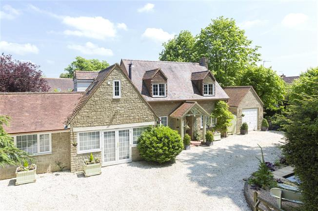 Guide Price £775,000, 4 Bedroom Detached House For Sale in Fringford, OX27