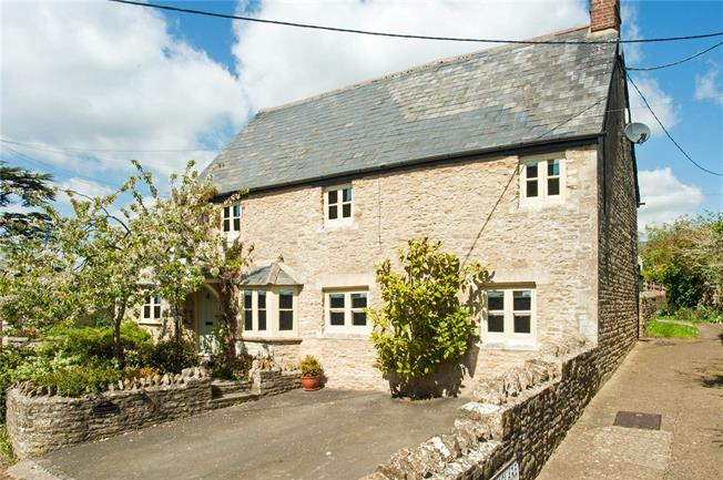 Guide Price £525,000, 4 Bedroom Detached House For Sale in Upper Heyford, OX25