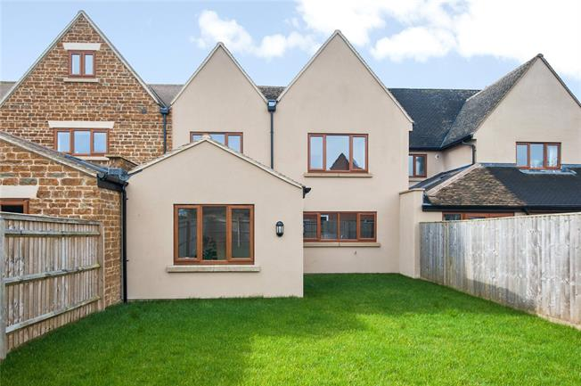 Guide Price £595,000, 5 Bedroom Terraced House For Sale in Deddington, OX15