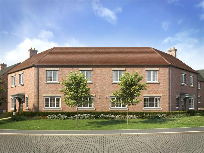 Asking Price £475,000, 4 Bedroom Semi Detached House For Sale in Banbury, Oxfordshire, OX17