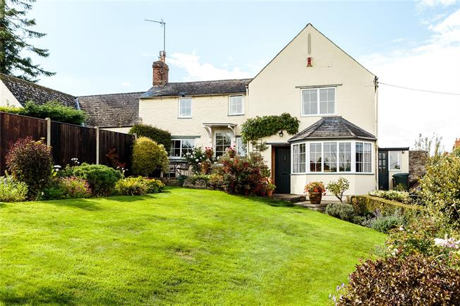 Guide Price £595,000, 5 Bedroom Detached House For Sale in Steeple Aston, OX25