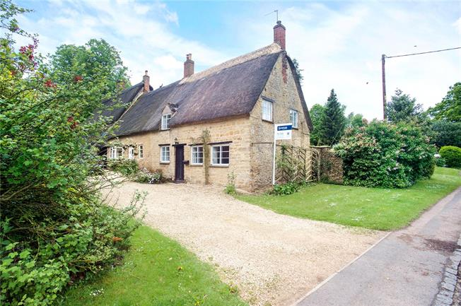 Guide Price £399,950, 3 Bedroom Semi Detached House For Sale in North Aston, OX25