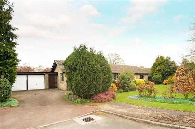 Guide Price £450,000, 4 Bedroom Bungalow For Sale in Aynho, OX17