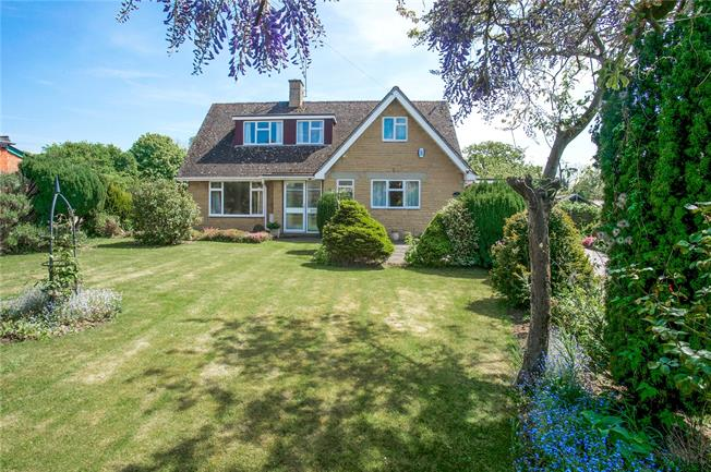 Guide Price £600,000, 3 Bedroom Detached House For Sale in Deddington, OX15