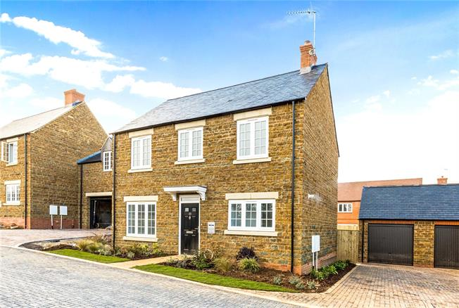 Asking Price £399,950, 3 Bedroom Detached House For Sale in Banbury, Oxfordshire, OX17