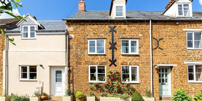 Guide Price £375,000, 3 Bedroom Terraced House For Sale in Adderbury, OX17