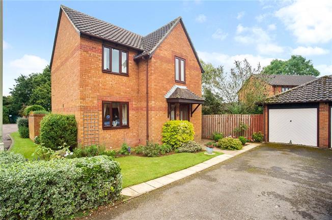 Guide Price £350,000, 3 Bedroom Detached House For Sale in Deddington, OX15