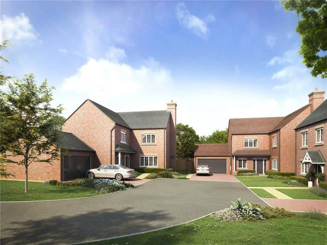 Asking Price £575,000, 4 Bedroom Detached House For Sale in Banbury, Oxfordshire, OX17