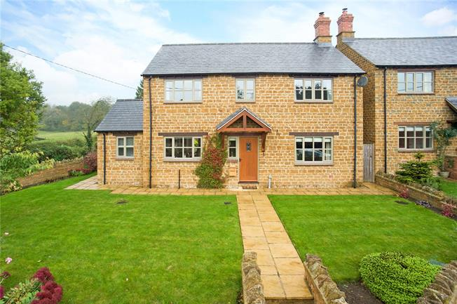 Guide Price £575,000, 4 Bedroom Detached House For Sale in Clifton, OX15