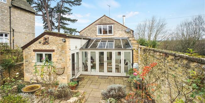 Offers in excess of £550,000, 3 Bedroom Detached House For Sale in Somerton, Oxfordshire, OX25