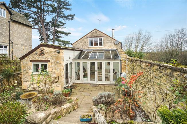 Guide Price £575,000, 3 Bedroom Detached House For Sale in Somerton, OX25