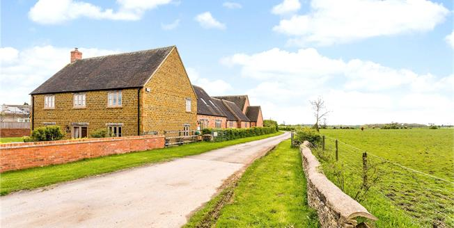Guide Price £845,000, 4 Bedroom Detached House For Sale in Duns Tew, OX25