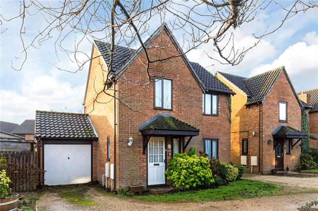 Guide Price £330,000, 3 Bedroom Detached House For Sale in Deddington, OX15