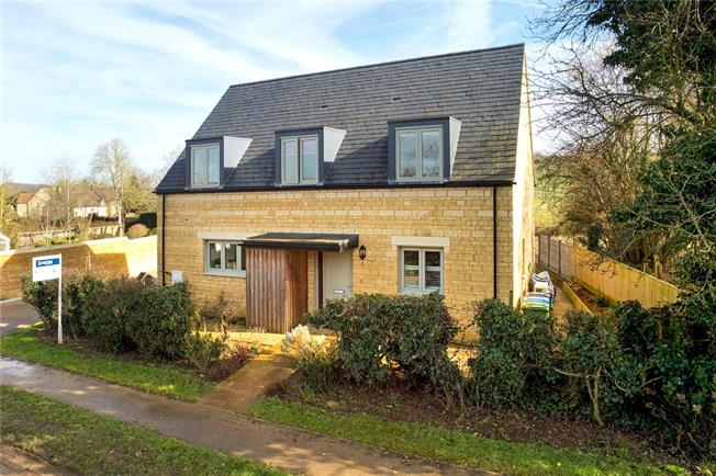 Guide Price £495,000, 4 Bedroom Detached House For Sale in Long Compton, CV36
