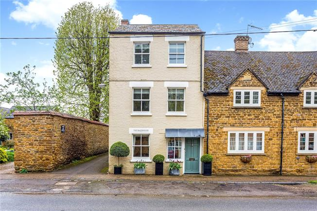 Guide Price £599,950, 3 Bedroom End of Terrace House For Sale in Deddington, OX15