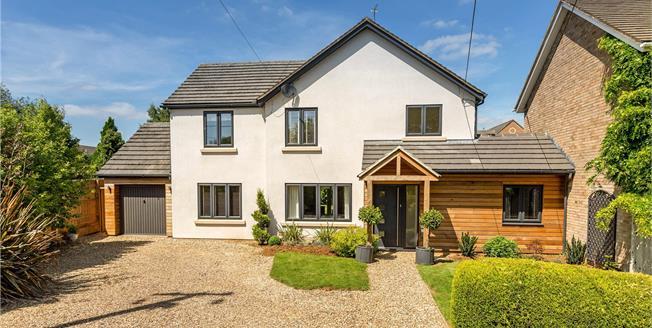 Guide Price £650,000, 4 Bedroom House For Sale in Deddington, Banbury, OX15