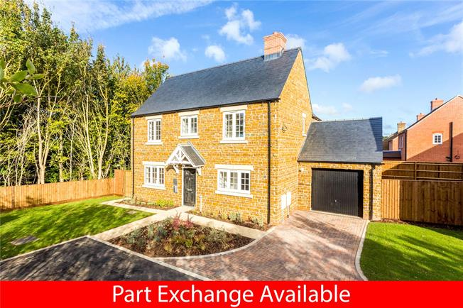 Asking Price £450,000, 4 Bedroom Detached House For Sale in Adderbury, OX17