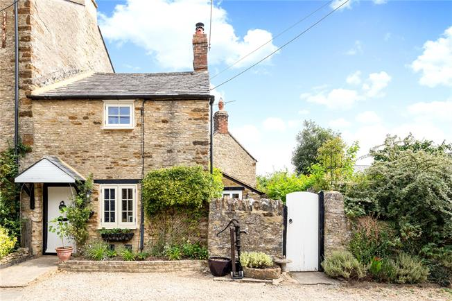 Asking Price £255,000, 1 Bedroom Semi Detached House For Sale in Steeple Aston, OX25