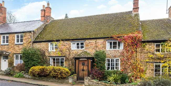 Guide Price £399,950, 3 Bedroom Terraced House For Sale in Adderbury, OX17