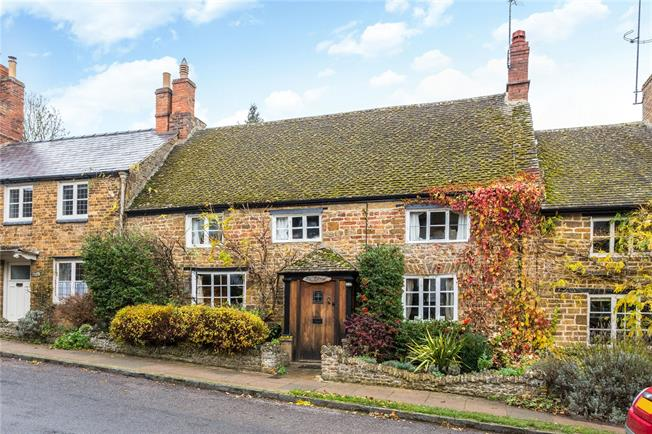 Guide Price £399,950, 3 Bedroom Terraced House For Sale in Banbury, Oxfordshire, OX17