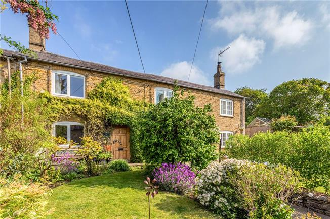 Offers in excess of £270,000, 2 Bedroom Terraced House For Sale in Brackley, Northamptonshir, NN13