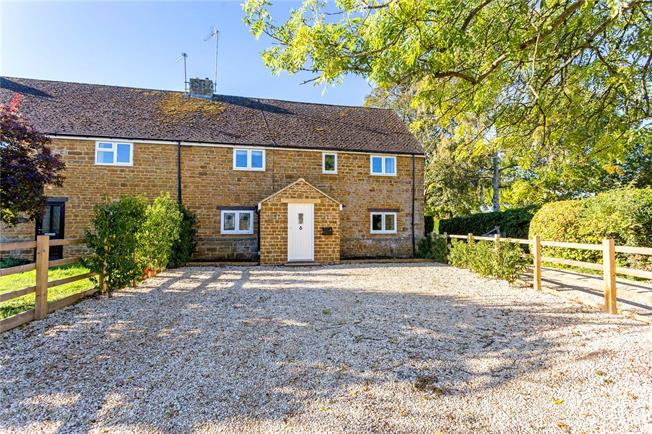 Guide Price £465,000, 4 Bedroom End of Terrace House For Sale in Banbury, Oxfordshire, OX15