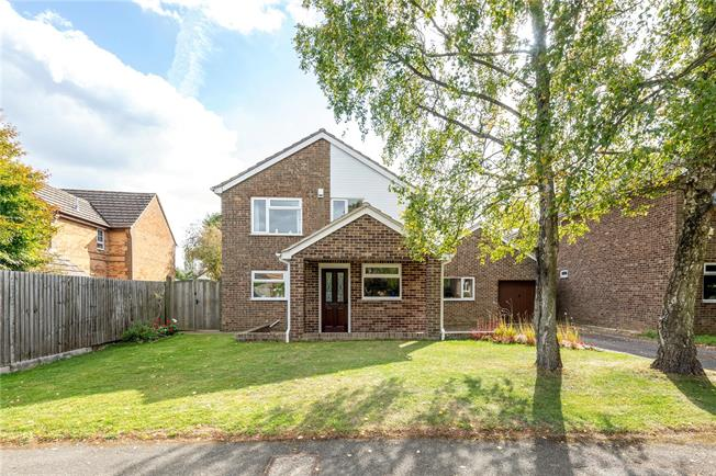 Guide Price £525,000, 5 Bedroom Detached House For Sale in Banbury, Oxfordshire, OX15