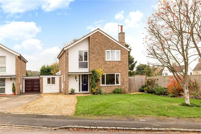 Guide Price £450,000, 4 Bedroom House For Sale in Deddington, OX15