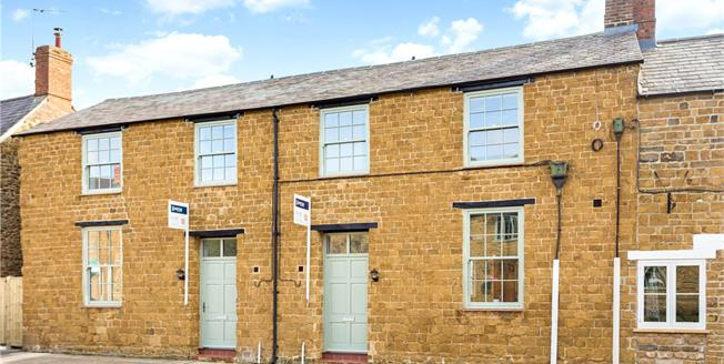 Guide Price £450,000, 3 Bedroom Terraced House For Sale in Deddington, OX15