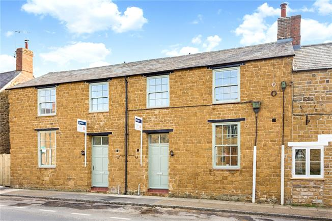 Guide Price £425,000, 3 Bedroom Terraced House For Sale in Deddington, OX15