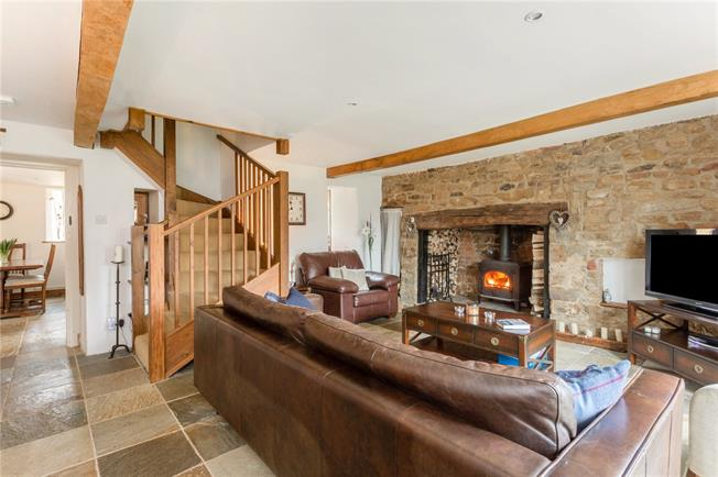 Guide Price £575,000, 4 Bedroom End of Terrace House For Sale in Milton, OX15