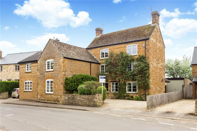 Guide Price £850,000, 4 Bedroom House For Sale in Duns Tew, OX25