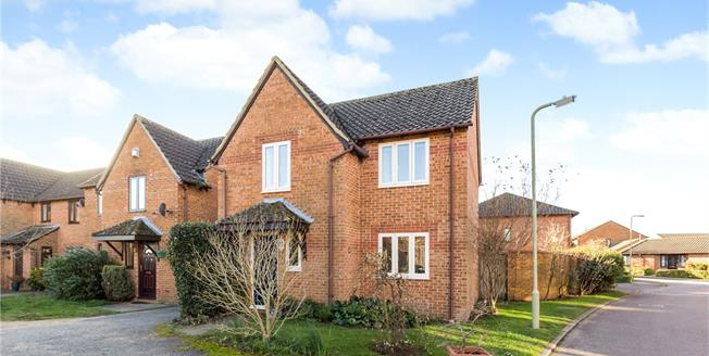 Guide Price £360,000, 3 Bedroom Detached House For Sale in Banbury, Oxfordshire, OX15
