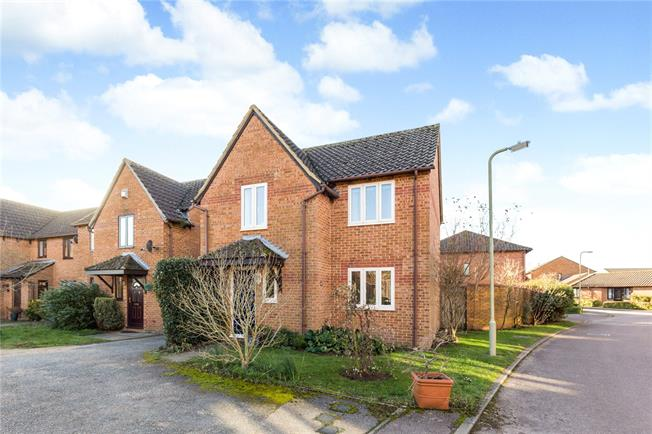 Guide Price £360,000, 3 Bedroom Detached House For Sale in Deddington, OX15