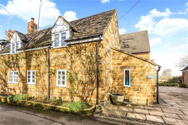 Guide Price £725,000, 4 Bedroom End of Terrace House For Sale in Barford St. Michael, OX15