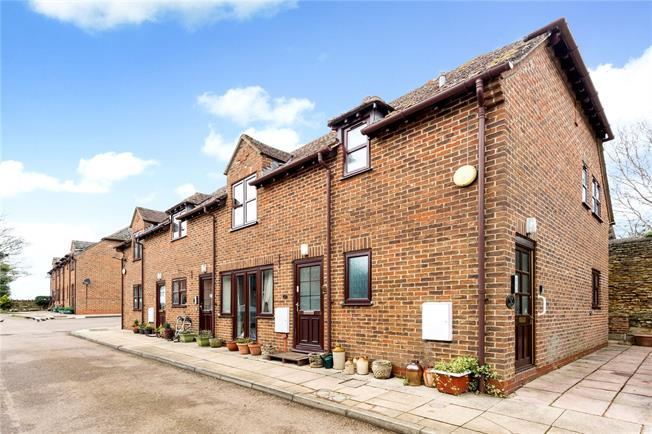 Guide Price £130,000, 1 Bedroom Flat For Sale in Deddington, OX15