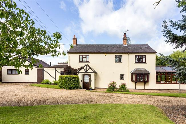 Guide Price £1,100,000, 5 Bedroom Detached House For Sale in Preston Bissett, MK18