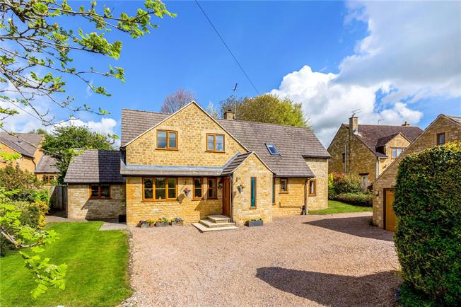 Asking Price £640,000, 4 Bedroom Detached House For Sale in Croughton, NN13