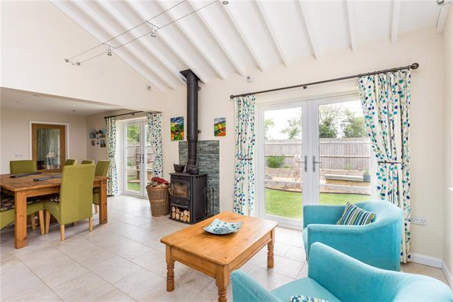 Asking Price £580,000, 4 Bedroom Bungalow For Sale in Banbury, Northamptonshire, OX17